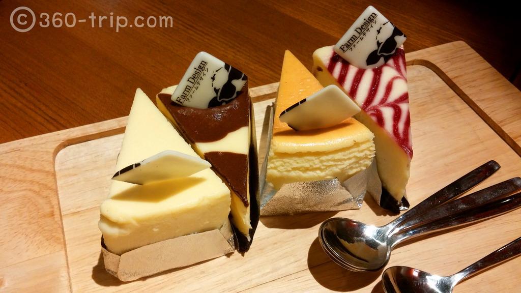 ชีสเค้กญี่ปุ่นแท้ๆ-ชีสเค้กญี่ปุ่น-ฟาร์มดีไซน์-Farm Design-ฟาร์มดีไซน์ฮอกไกโด-ฟาร์มดีไซน์ของสิงห์