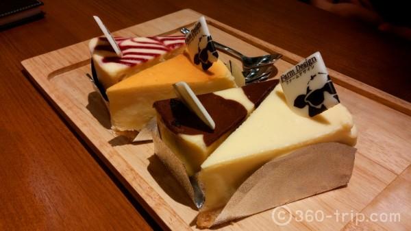 ประวัติของ Farm Design-ชีสเค้ก2ตัวแรก