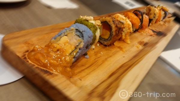 Shinkansen Maki-ร้าน Star Chefs-Maki Champion