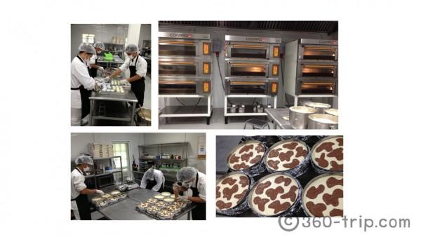 ประวัติของ Farm Design-การทำชีสเค้กต่างๆ