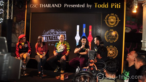 GSC Thailand by Todd Piti-G-Shock Collector-タイGショックラバー