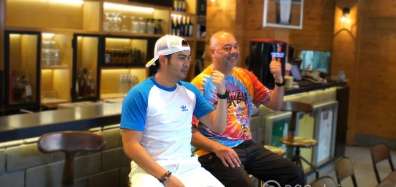 Mr.Sjors in Thailand เมื่อ G-Shock Collector ชื่อดังมาไทย