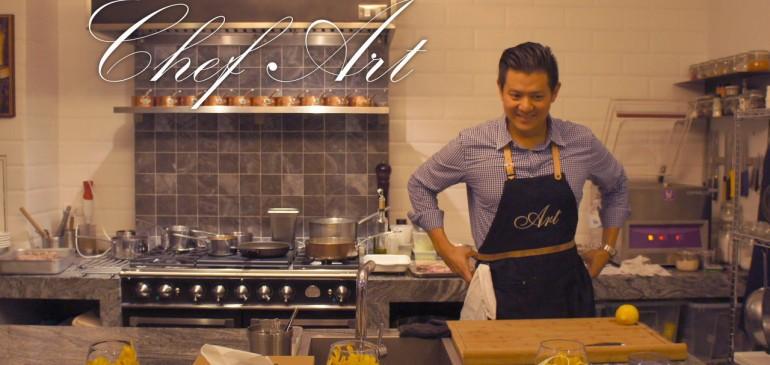 Chef's Table กินข้าวบ้านเพื่อนกับ เชฟอาร์ต