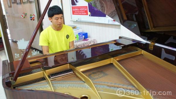 ฐาวันต์-เปียโน