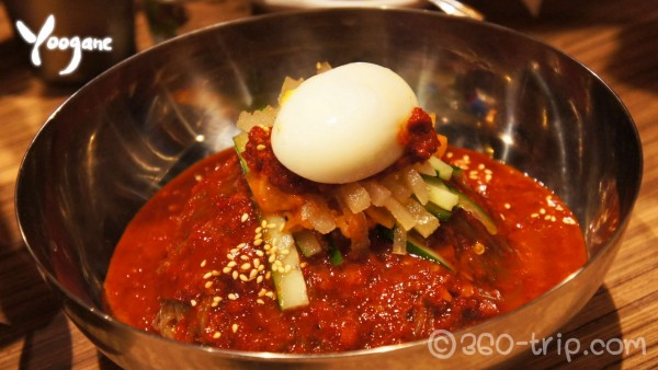 Yoogane-Spicy Naengmyeon