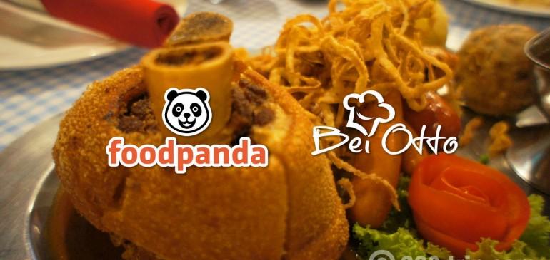 foodpanda เปิดตัว Bei Otto สุดยอดร้านอาหารเยอรมันต้นตํารับพร้อมส่งตรงถึงบ้าน