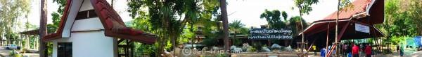 โรงแรมริเวอร์แคว วิลเลจ,กาญจนบุรี,โรงแรมติดแคว