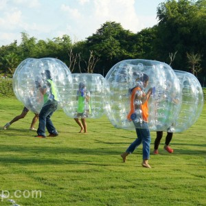 bubble football,River Kwai Village Hotel
