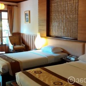 raffel room,River Kwai Village Hotel,โรงแรมติดแคว