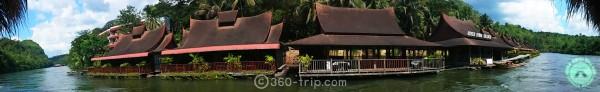 raffel_room,River Kwai Village Hotel,โรงแรมติดแคว