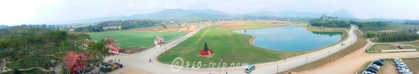 singha park-chiang rai-thailand-Social Enterprise-Zipline