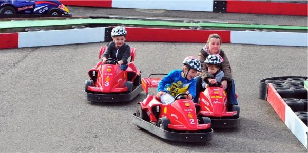 Singha Junior Kart Challenge-ขับโกคาร์ท