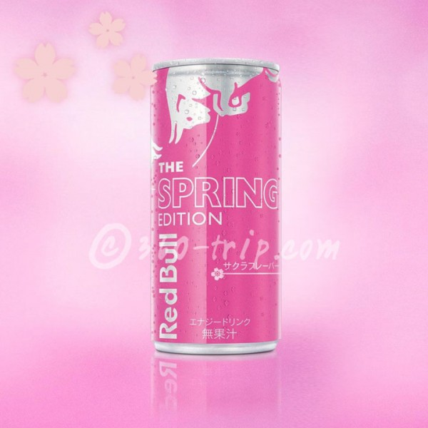 Red Bull-Energy Drink-THE SPRING EDITION